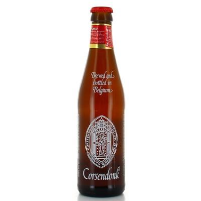 Bouteille de bière CORSENDONCK ROUSSE 8°