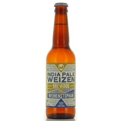 Bouteille de bière Brewdog India Pale Weizen 33cl