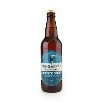 Bouteille de bière Dungarvan Helvick Gold 50cl