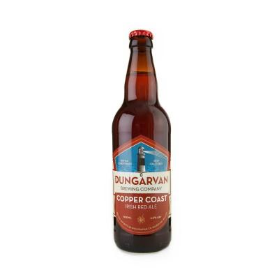 Bouteille de bière Dungarvan Copper Coast 50cl