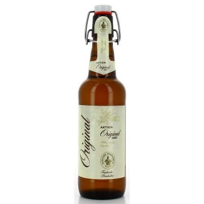 Bouteille de bière BAYREUTHER AKTIEN ORIGINAL 5.3° VC50