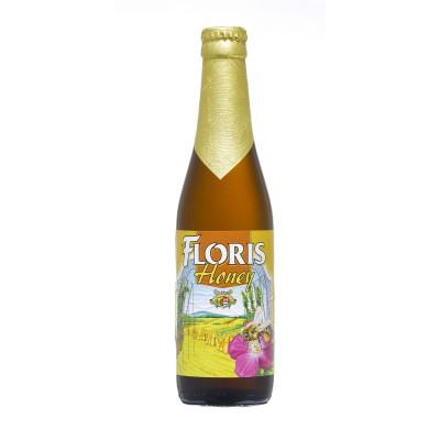 Bouteille de bière FLORIS MIEL 4.5° VC33CL