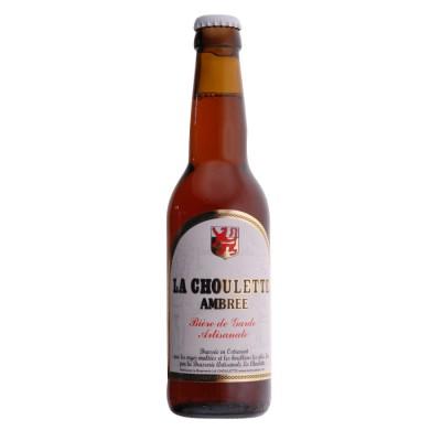 Bouteille La Choulette Ambrée 33cl