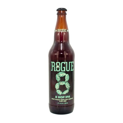 Bouteille Rogue - 8 Hop IPA - 65cl