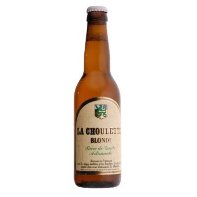 Bouteille La Choulette Blonde 33cl
