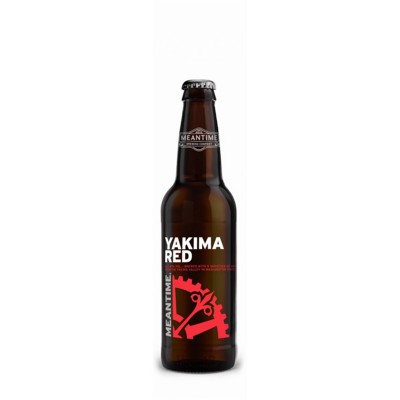 Bouteille de bière MEANTIME YAKIMA RED 4.1° VP33CL