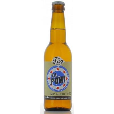 Bouteille de bière Kapow 33cl