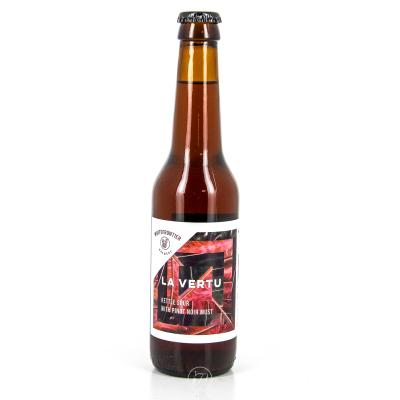 Bière White Frontier & Popihn - Vertu - 33cl