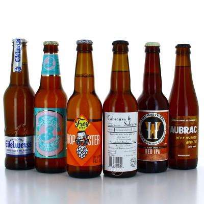 Sélection de Printemps - 6 bouteilles de 33cl