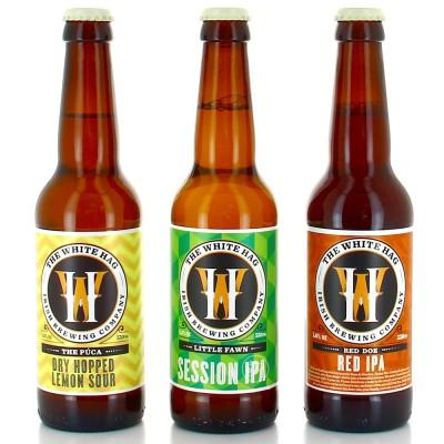 Sélection St Patrick - 10 bouteilles de 33 et 50cl