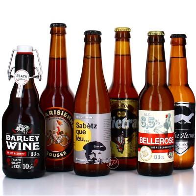Sélection de bières - Tour de France