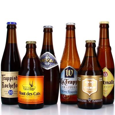 Sélection de bières - Escale Trappiste