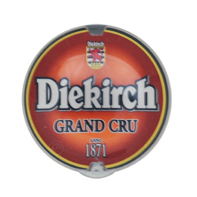 Medaillon perfectdraft Diekirch Grand cru