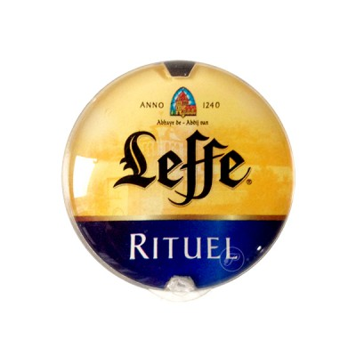 Nouvelle version du Médaillon Leffe Rituel 9° Perfectdraft (Medaillons - Magnets Perfectdraft)