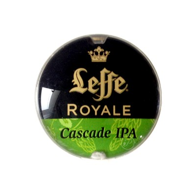 Nouvelle Version du Médaillon Leffe Royale Cascade IPA (Magnets Perfectdraft)