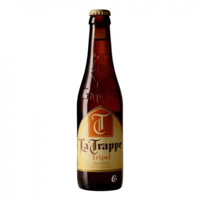 Bouteille Trappiste La Trappe triple 33cl