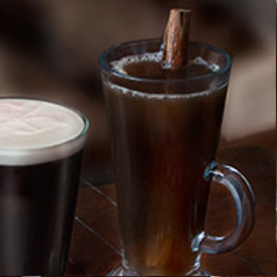 Cocktail St. Patrick - Mulled Guinness