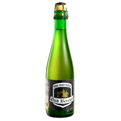 Bière Oud Beersel - Oude Gueuze