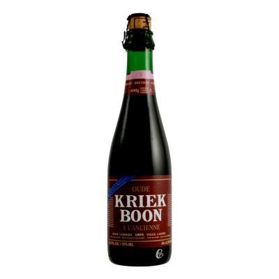 Bouteille  Bière Boon Oud Kriek 75cl