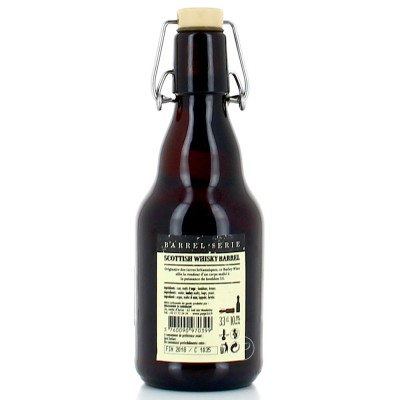 Bière Page 24 - Barley Whine Whisky Barrel - 33cl