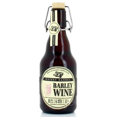 Bière Page 24 - Barley Whine Whisky Barrel - 33cl