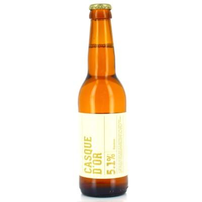 Bière Paname Brewing Company - Casque d'Or - 33cl