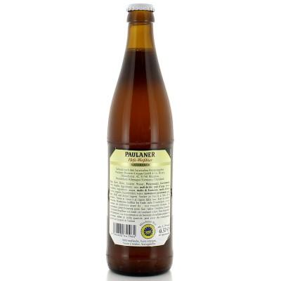 Bouteille de bière Paulaner Hefe Weissbier - 50cl