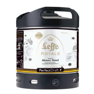 Fut bière LEFFE Royale Mount Hood Perfectdraft 6L (Futs de bière)
