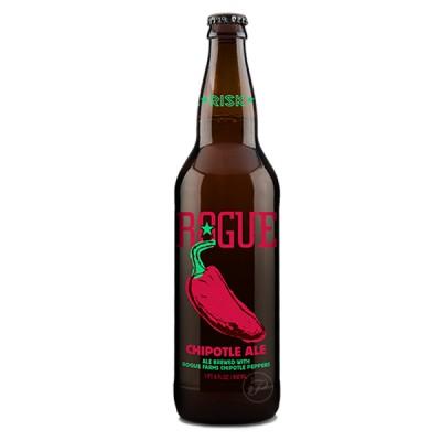 Bouteille de bière Rogue Chipotle Ale 65cl