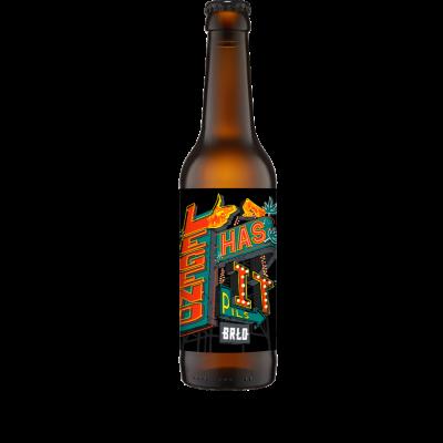 Bière BRLO - Legend Has It - 33cl