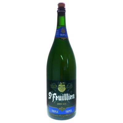 Bouteille Saint Feuillien Salmanazar 9L