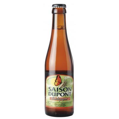Bouteille de bière Saison Dupont Bio 25cl