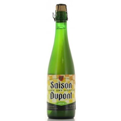Bouteille de bière Saison Dupont Dry Hopping 37,5cl