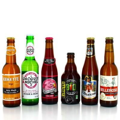 Sélection de bières - Bachelor