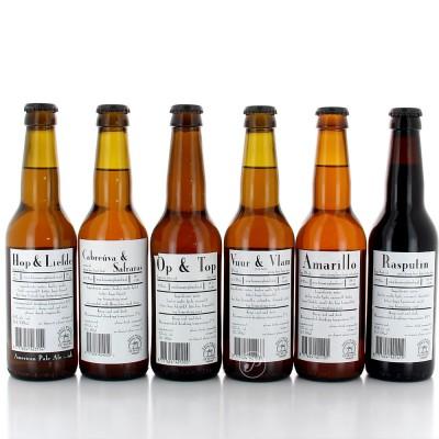 Sélection de la brasserie De Molen - 6 bouteilles 33cl (Bouteille de bière