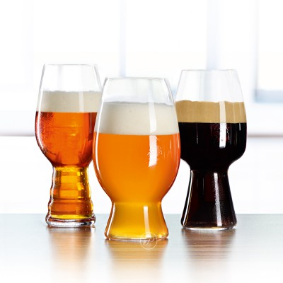Lot de 3 verres de dégustation Spiegelau Craft Beer Glasses (Verrerie)