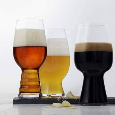 Lot de 2 verres Spiegelau Stout 0.5L - Craft Beer Glasses (Verrerie)