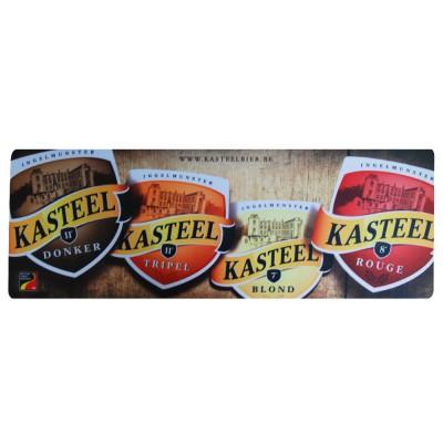 Tapis bar bière KASTEEL