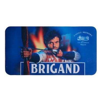 Tapis de bar Brigand Bière