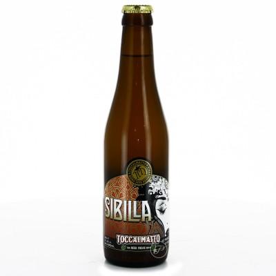 Bouteille de bière SIBILLA 6° 24X33CL VP