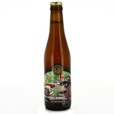 Bière Toccalmatto - Stray Dog Bitter - 33cl (Bouteille de bière)
