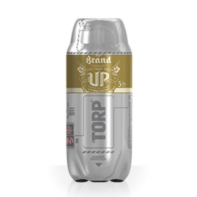 Torp Brand up 2litres