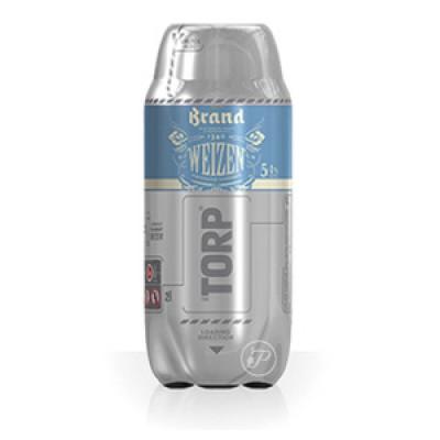The Torp Brand Weizen - 2L (Futs de bière 2litres)
