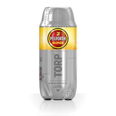 The Torp® Pelforth - 2L, Bière blonde légère