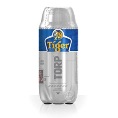 The Torp Tiger - 2L (Futs de bière)
