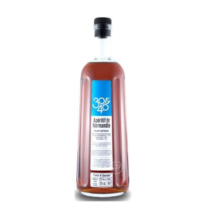 Liqueur 30&40 (ancienne étiquette)