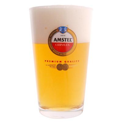 Verre bière Amstel Beer 25cl