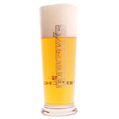 Verre à bière Beck's 30cl