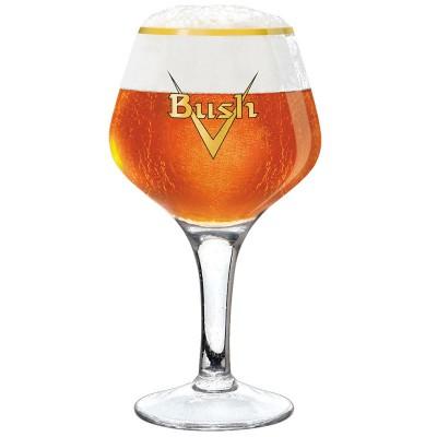 Verre à bière Belge Bush Beer 33cl