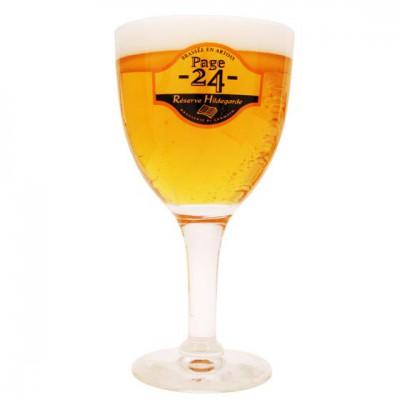 Verre bière page 24 Calice 25cl